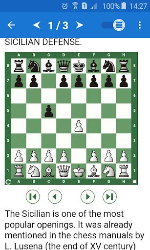 Chess Tactics in Sicilian Defense 2 1.2.1 screenshots 1