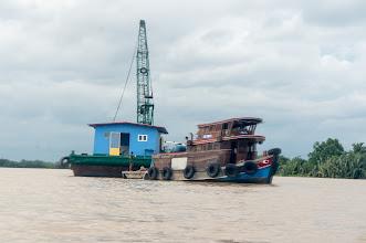 Photo: a tug boat