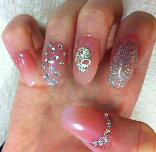 cute nail designs creem (41)