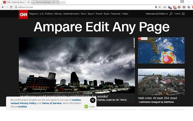 Edit Any Webpage