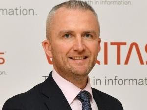Geoff Greenlaw, senior director, emerging region EMEA, Veritas.