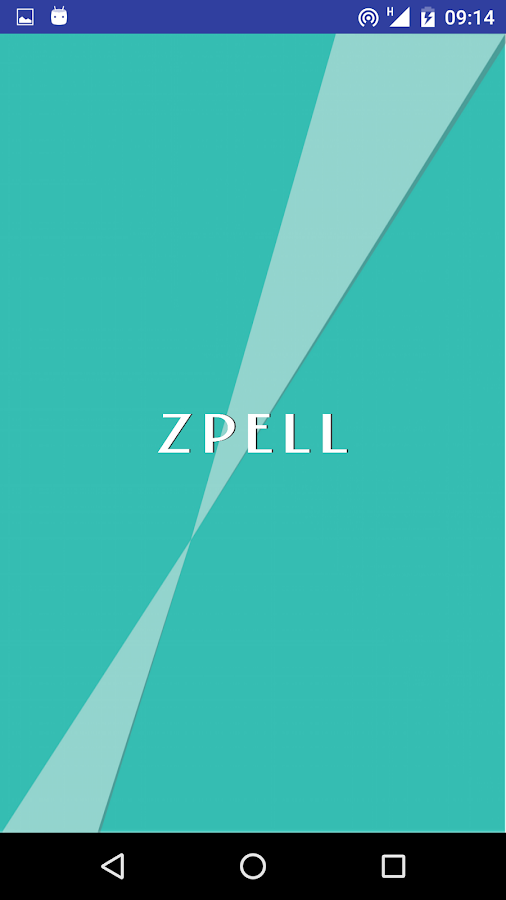 ZPELL- screenshot