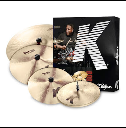K Zildjian Cymbalpack - K0800