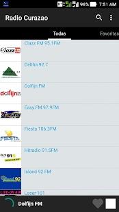 Curacao Radio - náhled