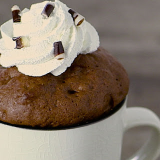 Simply Orange® Mug Cake