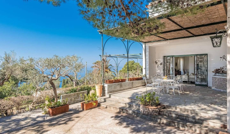Villa avec jardin et terrasse Anacapri