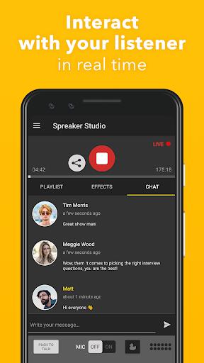 Spreaker Studio - Start your Podcast for Free 1.20.0 screenshots 5