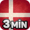 Learn Danish in 3 Minutes icon