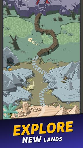 Crazy Dino Park screenshots 8