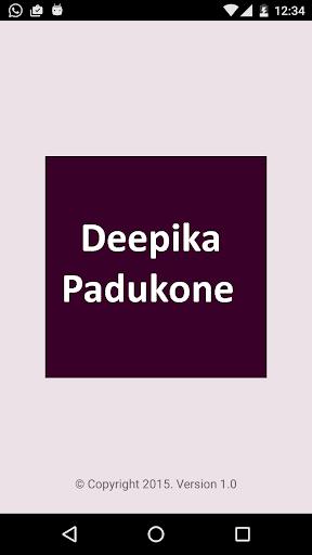 Deepika Padukone Video Songs