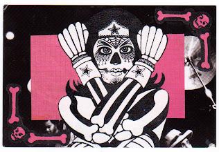 Photo: Wenchkin's Mail Art 366 - Day 193 - Card 193a