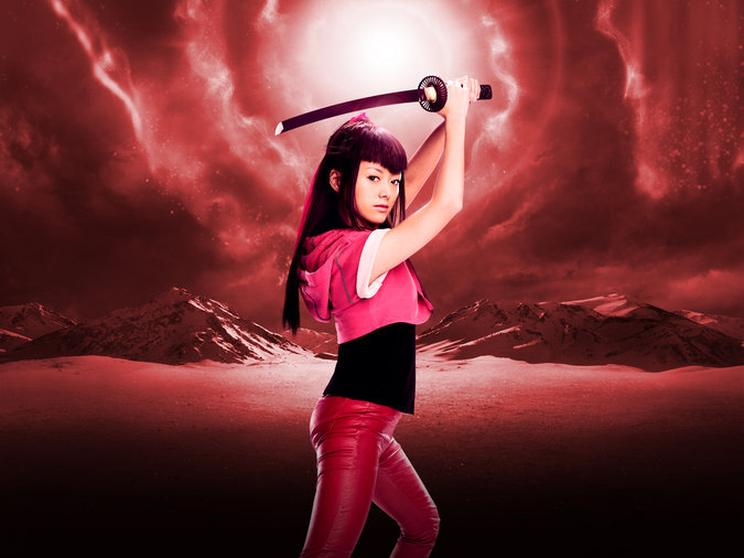 Kiki Sukezane plays Miko in Heroes Reborn.