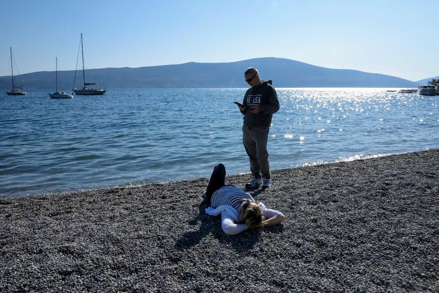 На яхте по Черногории. Судовой журнал.