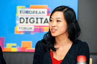 Photo: Vivian Chan, CEO and co-founder of Sparrho, a personalised recommendation platform for scientific research