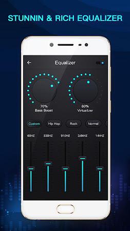 Free Music - MP3 Player, Equalizer & Bass Booster 1.0.0 screenshot 2093767