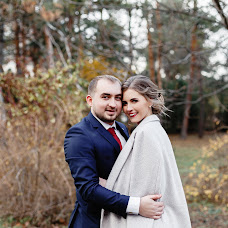 Wedding photographer Viktoriya Kompaniec (kompanyasha). Photo of 26.11.2017