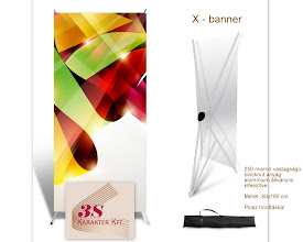 Photo: X-banner