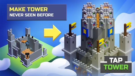 TapTower – Idle Building Game Apk Download For Android and Iphone 1