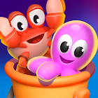 Clean them all - Match 3D Cleaner: Puzzle Game!