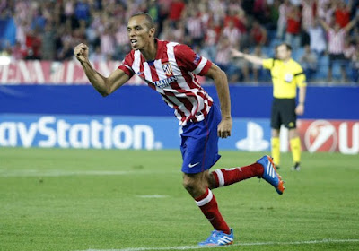 Atlético laat punten liggen in eigen huis