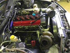 シルビア S152Jのエンジンのカスタム事例画像 カタミさんの2018年01月06日20:16の投稿