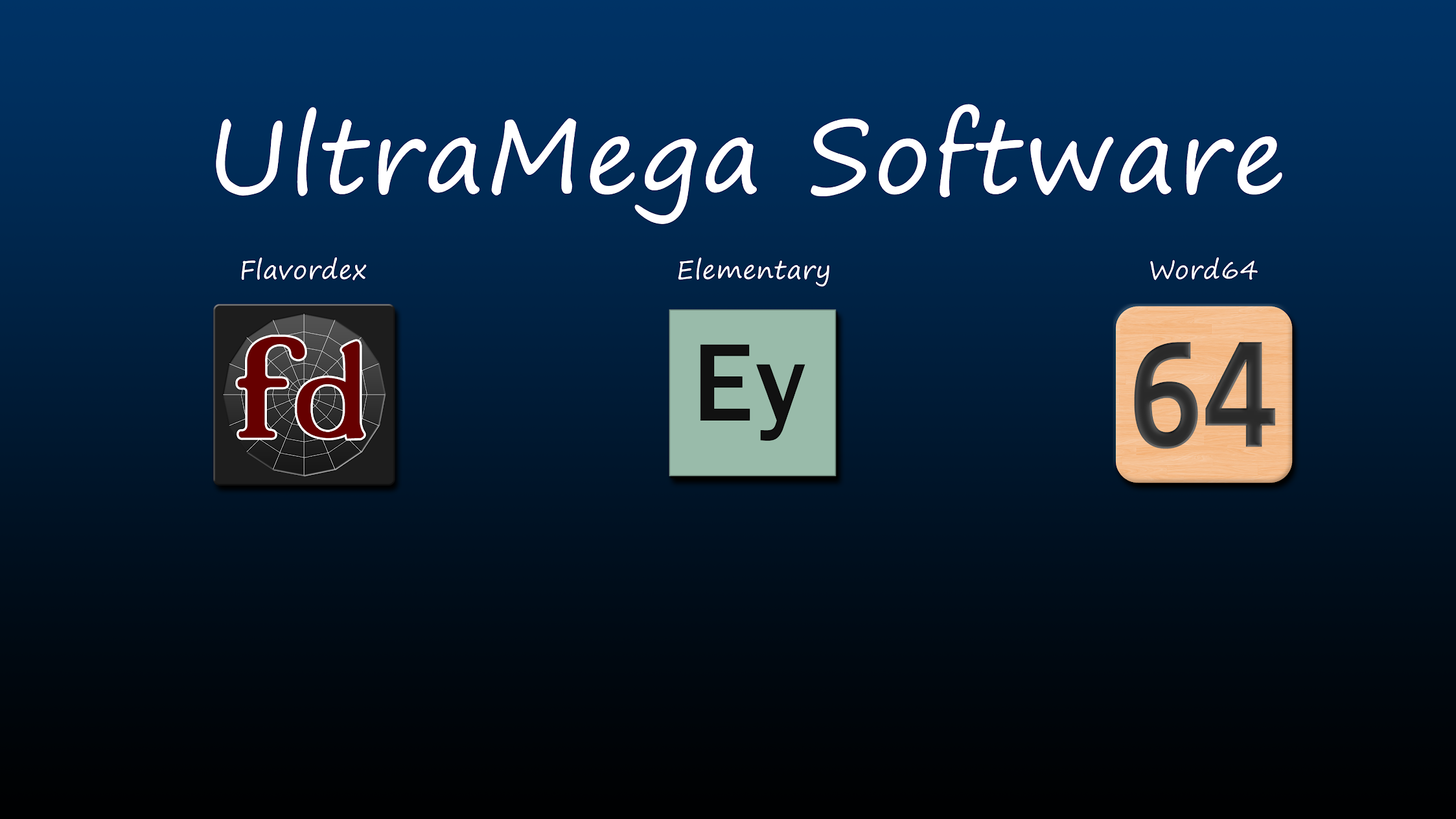 UltraMega Software