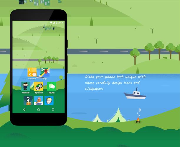 Seasons UI- screenshot