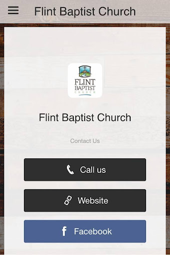 Flint Baptist Church