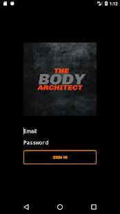 The Body Architect - náhled