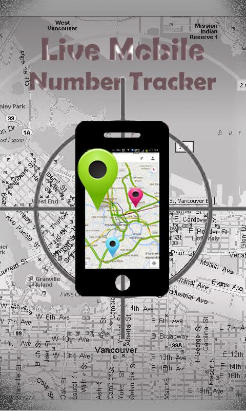 Mobile Number Tracker- screenshot