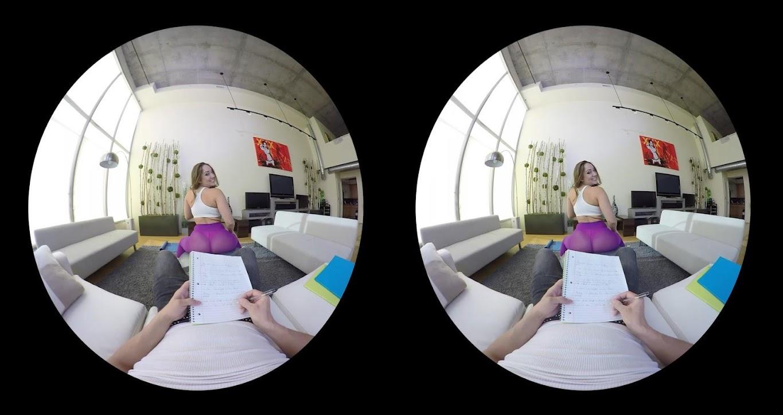 Website người lớn sẽ chiều game thủ với công nghệ thực tế ảo