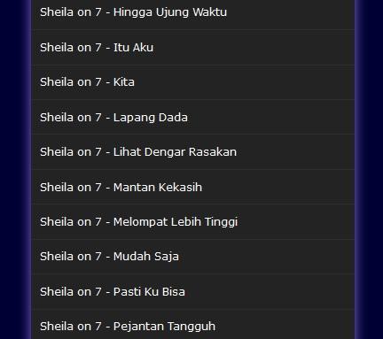 Download Mp3 Lagu Sheila On 7 Kita Mp3 - sokolmediagroup