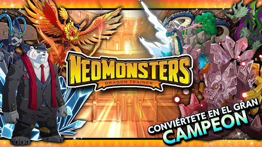 Neo Monsters + MOD 5