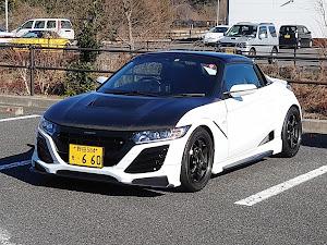 S660 JW5のカスタム事例画像 慎之介さんの2021年01月08日21:05の投稿