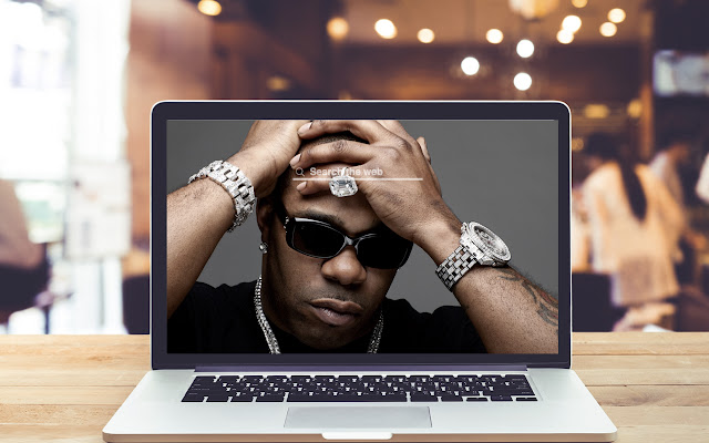 Busta Rhymes HD Wallpapers Music Theme