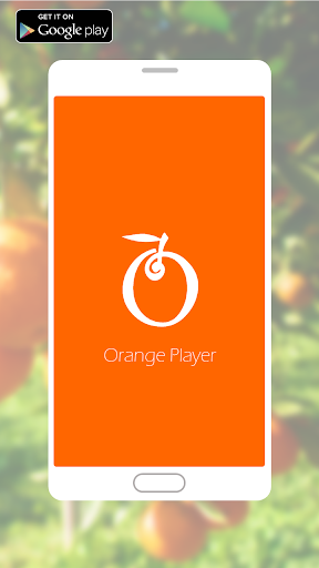 Orange Player