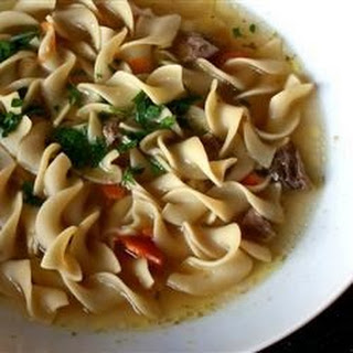 Beef Noodle Soup Recipes