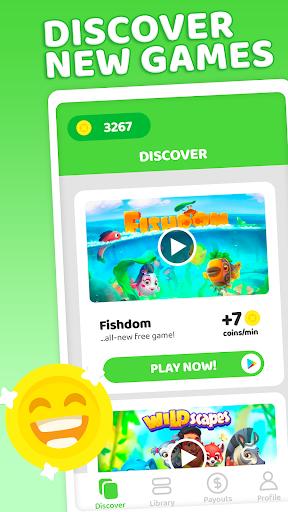 Cash'em All - Play Games & Get Free Gifts  screenshots 1