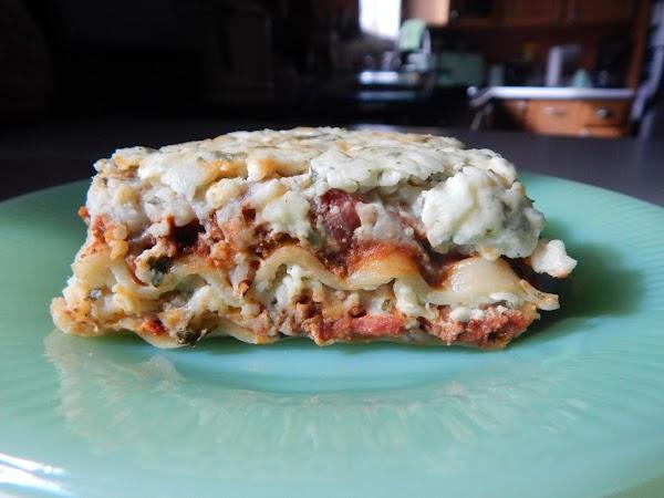 Mmmm Good Lasagna Recipe