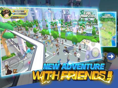 Cubemon 3D:MMORPG Monster Game 3