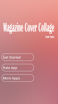 Magazine Collage - screenshot