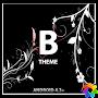 Премиум Theme Xperien Halla Black временно бесплатно