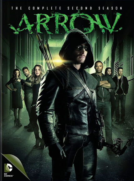 ARROW 1. Sezon 1. Bölüm