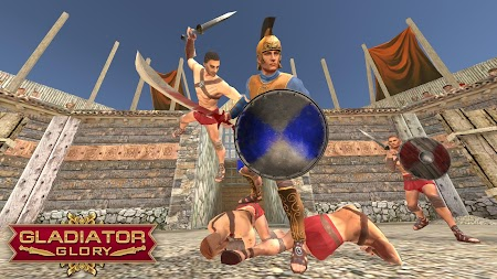 Gladiator Glory APK screenshot thumbnail 18