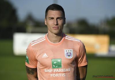 Un joueur d'Anderlecht condamné à huit mois de prison avec sursis ?