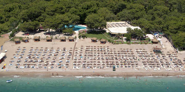 Beach Club Pınara