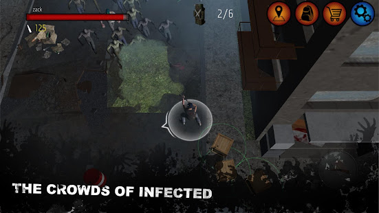 ZACK: Zombie Attack Shooter Mod