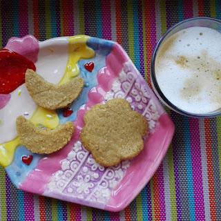 3-ingredient Peanut Butter/tahini Cookies