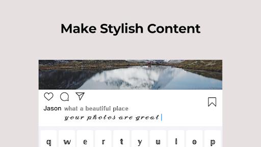 Fonts screenshot 2