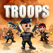Pocket Troops for VKontakte